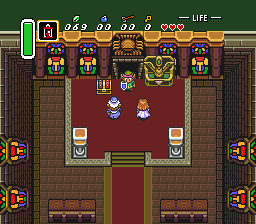 Legend of Zelda, The - A Link to the Past (USA)002